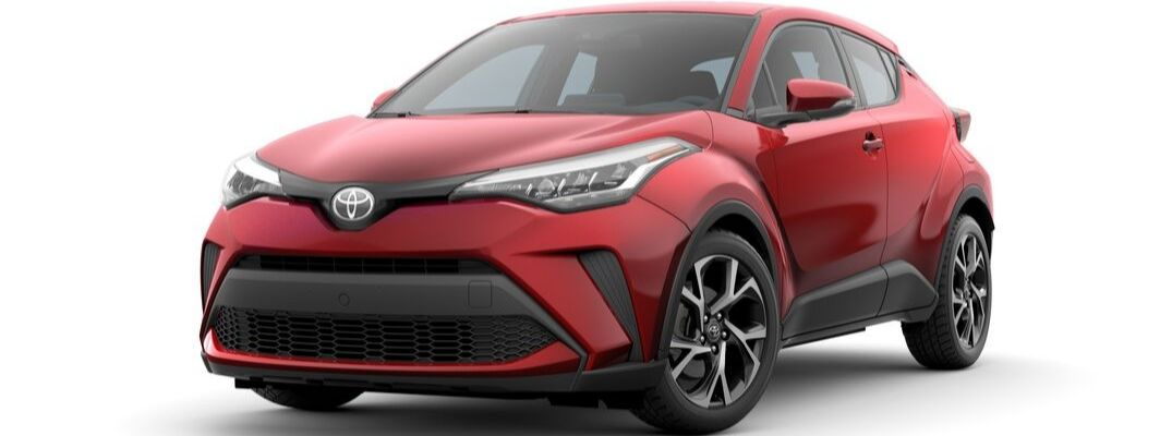 Updates and Changes to the 2020 Toyota C-HR Design and Features