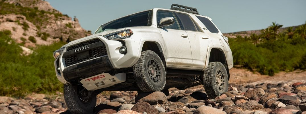 2020 Toyota 4Runner Available in 8 Exterior Colors with Bold Interior Color Combinations