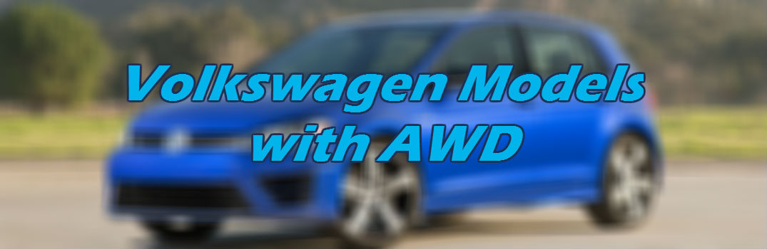 Volkswagen AWD cars and SUVs in Las Vegas