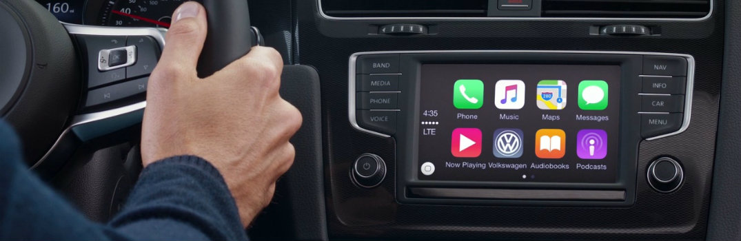 What is the Volkswagen MIB II system and App-Connect