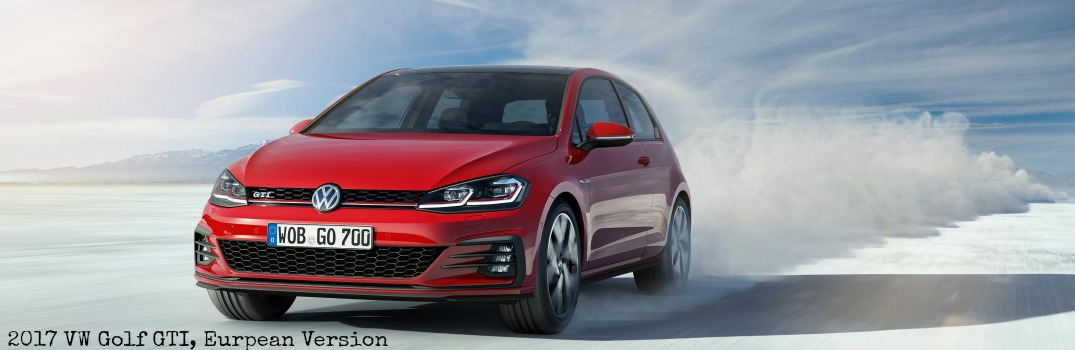242-horsepower 2018 Volkswagen Golf GTI