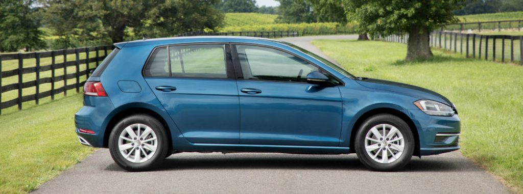 2018 Volkswagen Golf Pricing Information for the Different Trim Levels