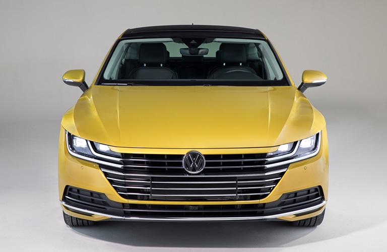 2019 Volkswagen Arteon Vs 2018 Buick Regal Sportback Vs