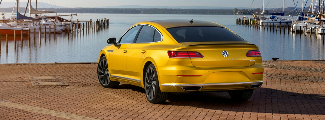 What S Included In The 2019 Vw Arteon R Line Appearance