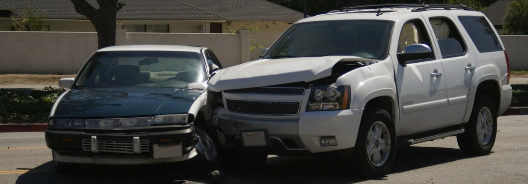 two car collision