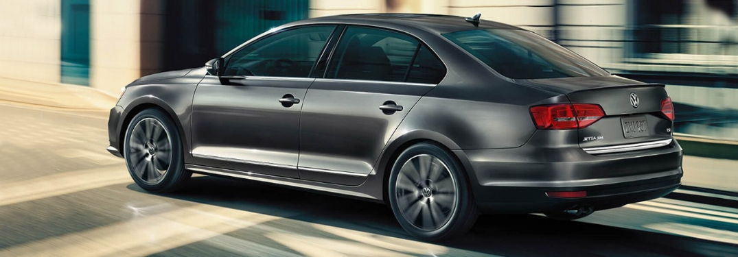 full view of 2019 jetta
