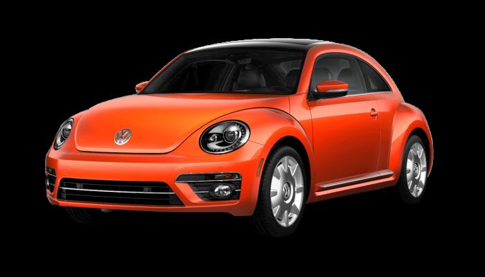 2019 Volkswagen Beetle Habanero Orange Metallic