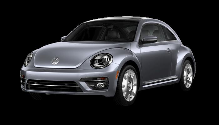 2019 Volkswagen Beetle Platinum Gray Metallic