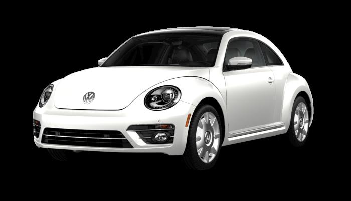 2019 Volkswagen Beetle Pure White