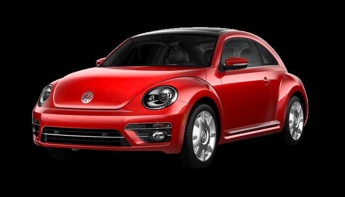 2019 Volkswagen Beetle Tornado Red