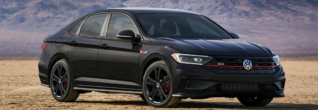 5 Exterior paint color options to choose from when buying a new 2020 Volkswagen Jetta GLI