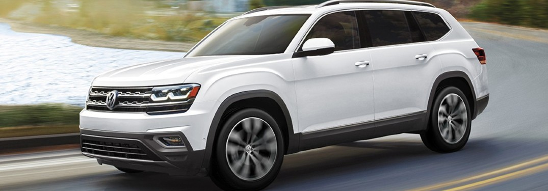 Long list of performance features and two engine options available in new 2020 Volkswagen Atlas