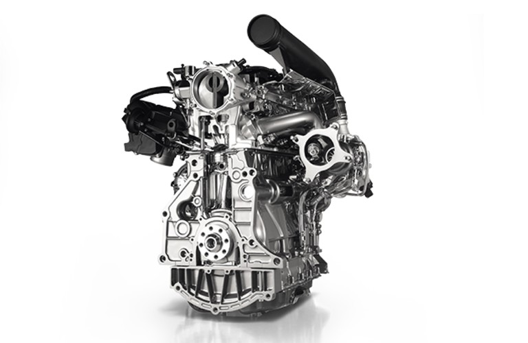 2020 Volkswagen Golf GTI engine