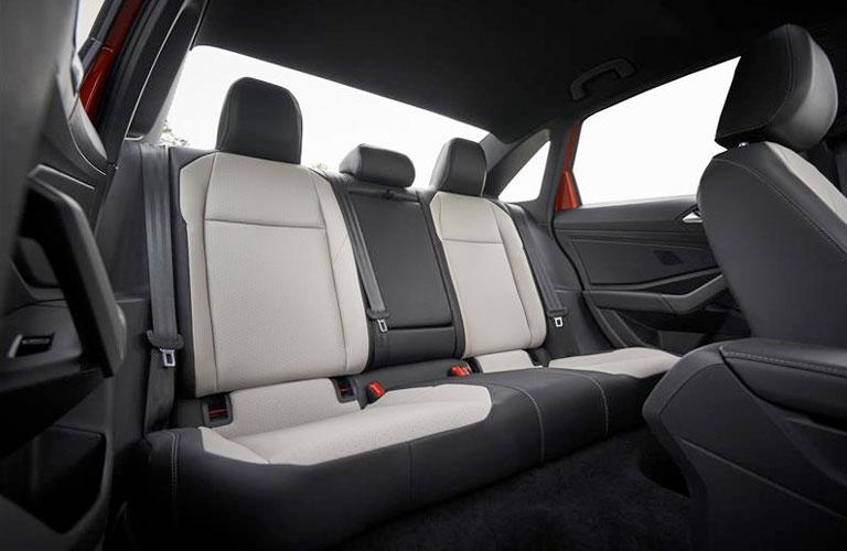 2020 Volkswagen Jetta rear seats