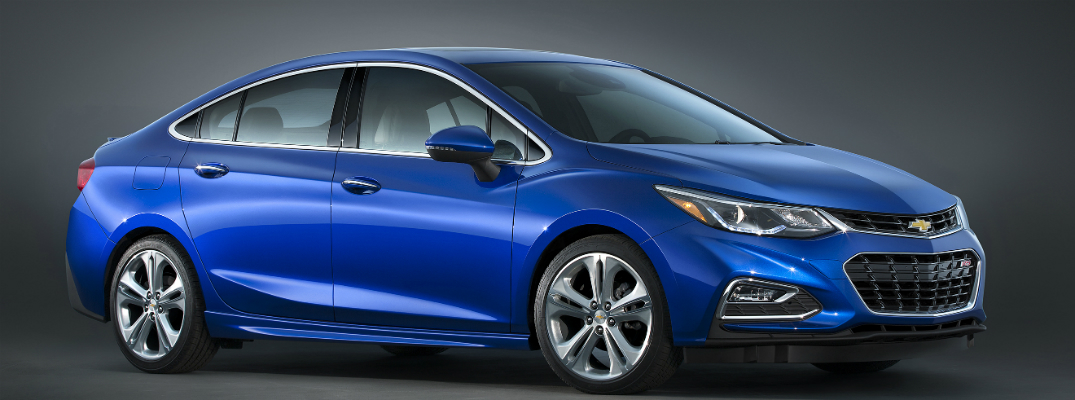 What MPG will the 2016 Chevy Cruze have?
