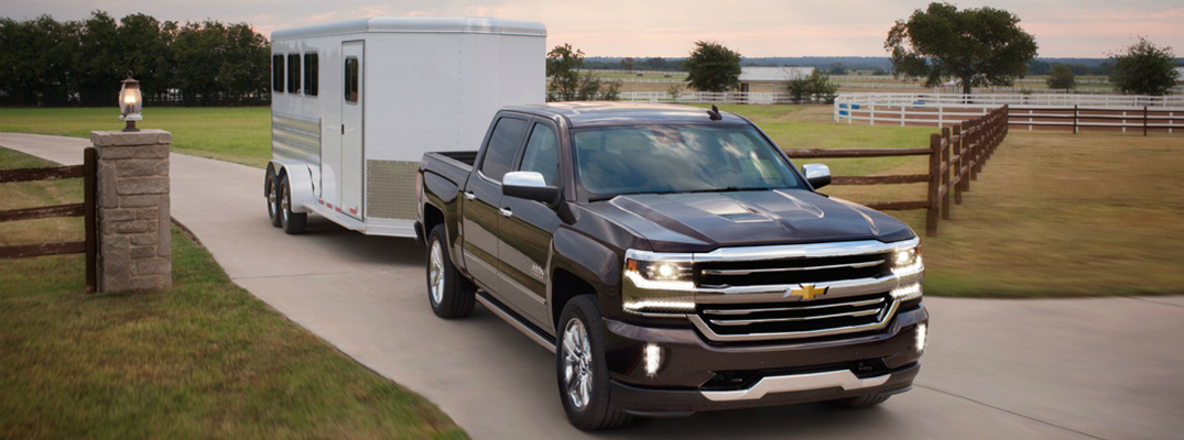 Silverado 2500 Towing Capacity >> How Much Can You Tow In The 2016 Chevy Silverado