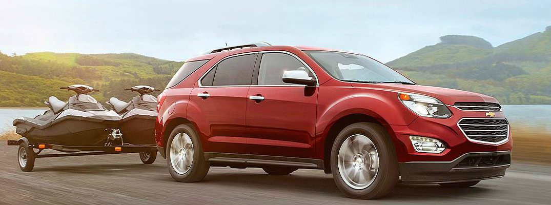 can you tow in the 2016 chevy equinox. Black Bedroom Furniture Sets. Home Design Ideas