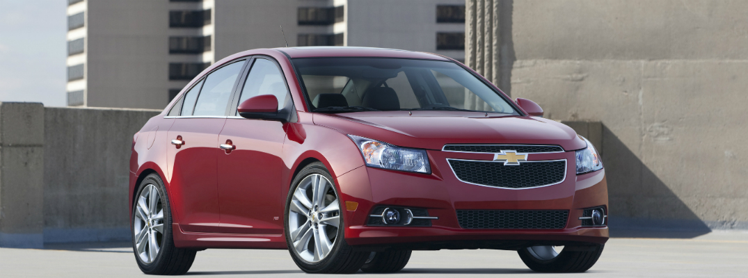 Fix White smoke coming from a Chevy Cruze Exhaust