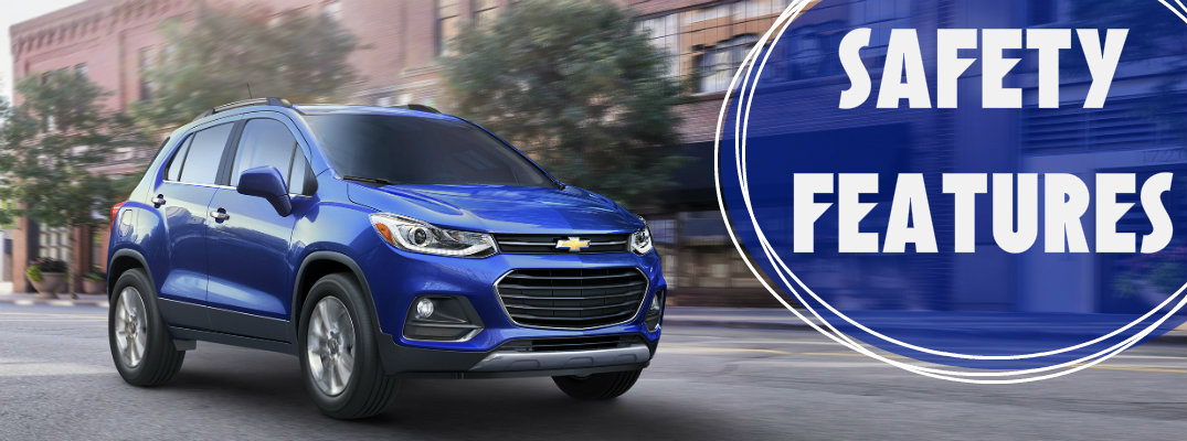 Safety Features in the 2017 Chevy Trax
