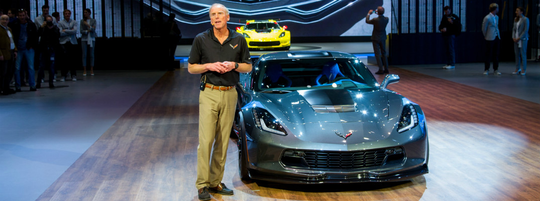 What does Chevy have at the 2016 Geneva Auto Show?