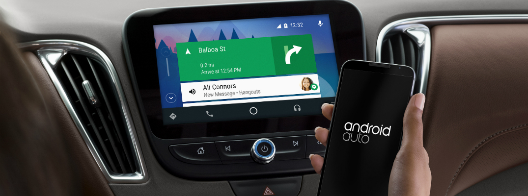What 2016 Chevy Vehicles work with Android Auto