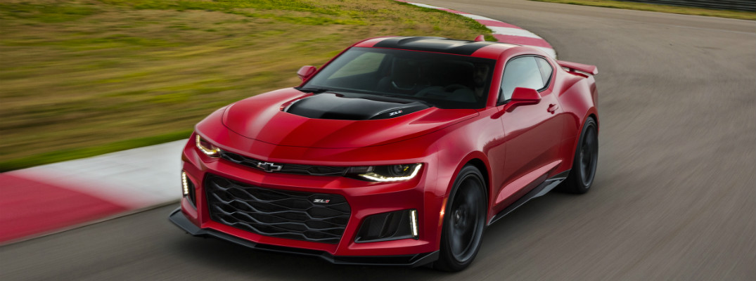 When will there be a new ZL1 Camaro?