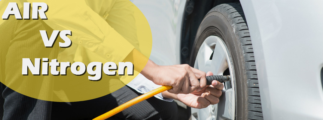 Nitrogen In Tires >> Difference Between Filling Your Tires With Nitrogen Vs Air