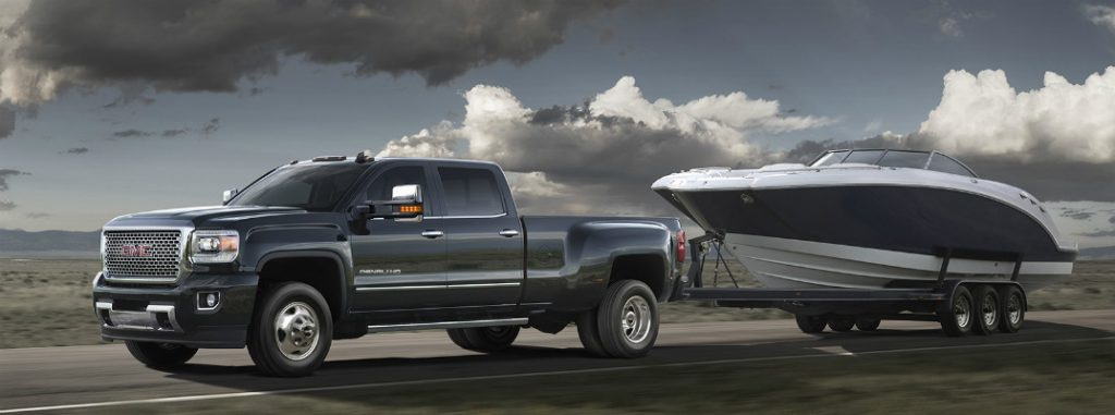 2016 gmc sierra with a gooseneck towing package in fond du lac. Black Bedroom Furniture Sets. Home Design Ideas