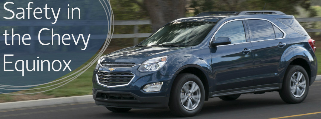 How Safe Is The 2016 Chevy Equinox