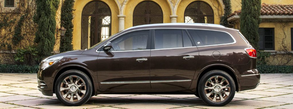 Can The Buick Enclave Seat 8 People