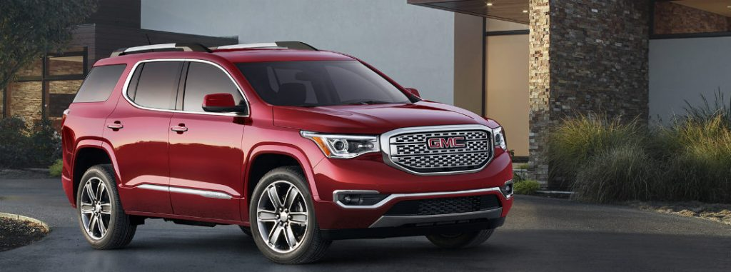 Does The 2017 Gmc Acadia Have A Tow Package