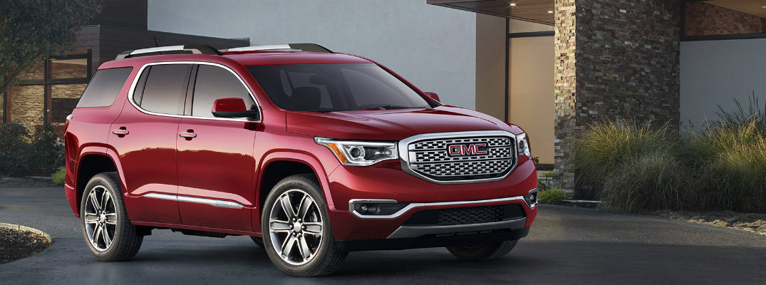 Gmc Acadia Towing Capacity >> Does The 2017 Gmc Acadia Have A Tow Package