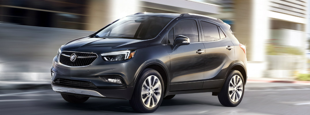Does the Buick Enclave have Keyless Entry?