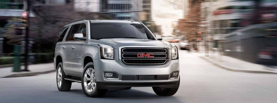 Which GMC SUV is the best for Road Trips?