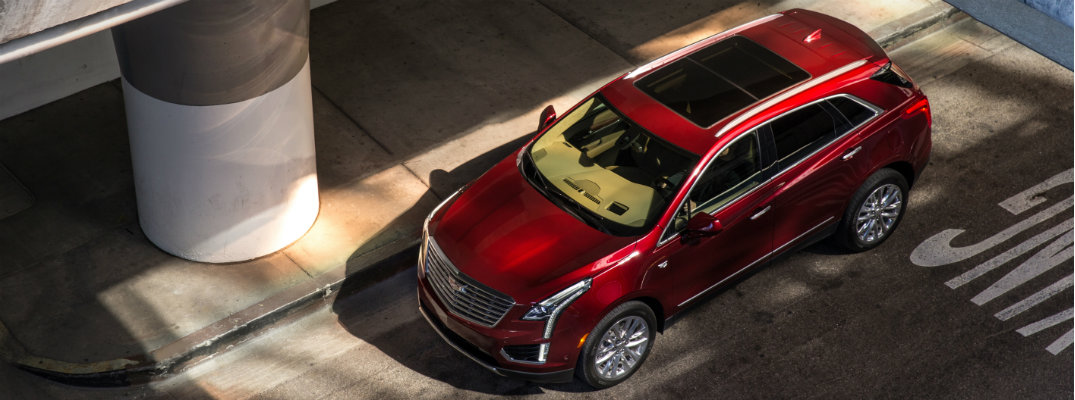 How safe is the 2017 Cadillac XT5?