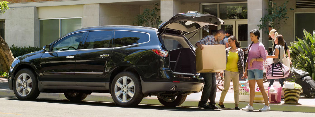 See Reviews for the 2017 Chevy Traverse