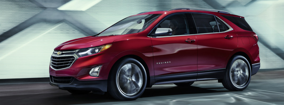 Safety Features in the 2018 Chevy Equinox