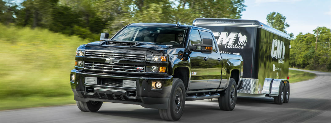 Will the 2017 Silverado HD have a new engine?