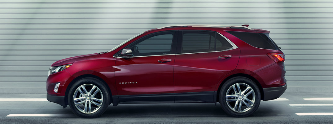 What is new in the 2018 Chevy Equinox