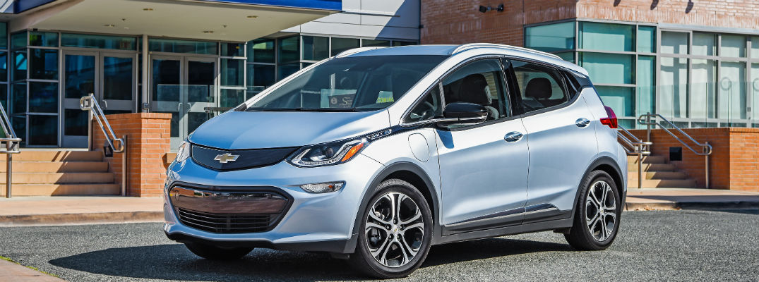 Chevy Bolt EV wins Motor Trend Car of the Year