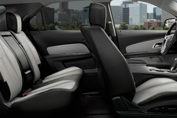 How Many People Does A Chevy Equinox Seat