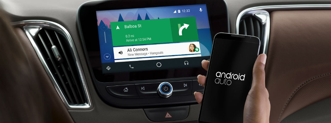 How does the new Android Auto App work?