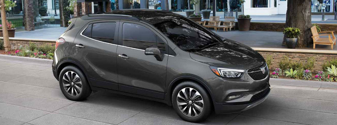 2017 Buick Encore model exterior