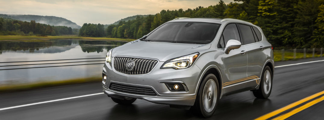 How safe is the 2017 Buick Envision?