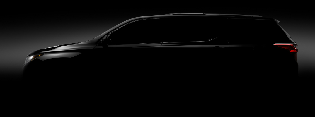 What to expect from the all-new 2018 Chevy Traverse reveal