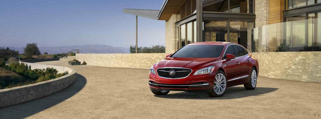 2017 Buick Models Safety Ratings