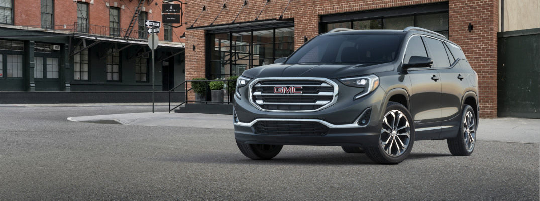 What's New and Changed On the 2018 GMC Terrain?