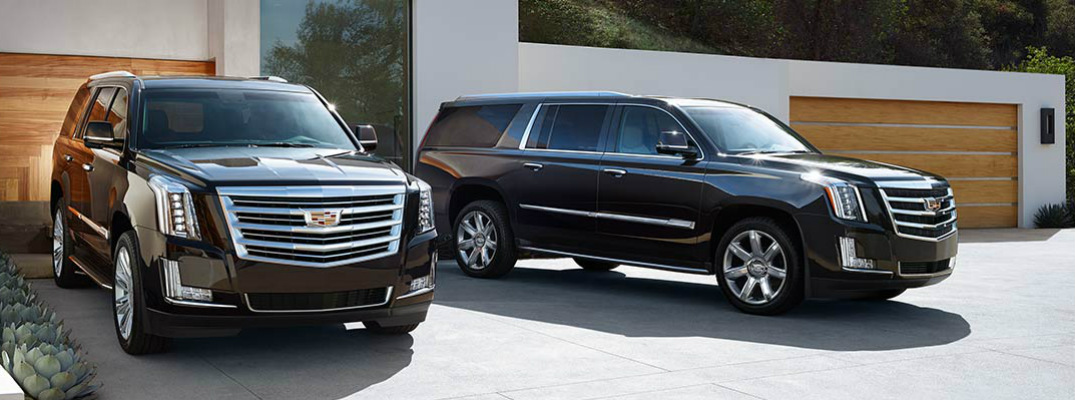 What Does Cadillac Escalade ESV Stand For?