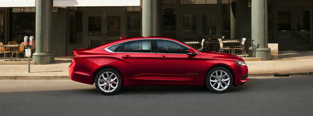 2017 Cruze and Impala Named to 10 Top Picks List