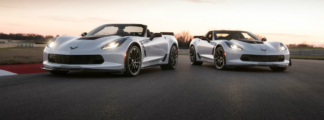 What Comes With the 2018 Corvette Carbon 65 Edition?